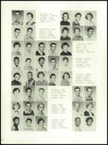 1956 Mansfield High School Yearbook Page 88 & 89