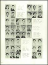 1956 Mansfield High School Yearbook Page 90 & 91