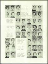 1956 Mansfield High School Yearbook Page 92 & 93