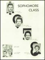 1956 Mansfield High School Yearbook Page 94 & 95