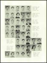 1956 Mansfield High School Yearbook Page 96 & 97