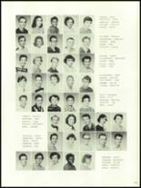 1956 Mansfield High School Yearbook Page 100 & 101