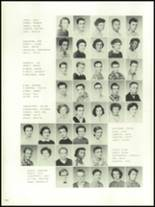 1956 Mansfield High School Yearbook Page 102 & 103