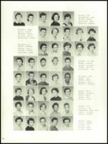 1956 Mansfield High School Yearbook Page 104 & 105