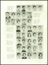 1956 Mansfield High School Yearbook Page 106 & 107