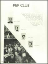 1956 Mansfield High School Yearbook Page 144 & 145