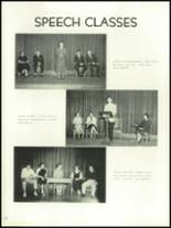 1956 Mansfield High School Yearbook Page 148 & 149