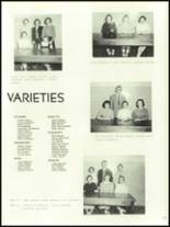 1956 Mansfield High School Yearbook Page 150 & 151