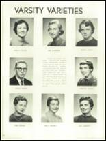 1956 Mansfield High School Yearbook Page 152 & 153
