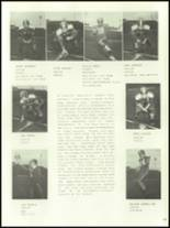 1956 Mansfield High School Yearbook Page 164 & 165