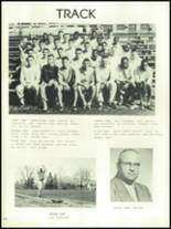 1956 Mansfield High School Yearbook Page 180 & 181
