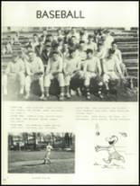 1956 Mansfield High School Yearbook Page 182 & 183