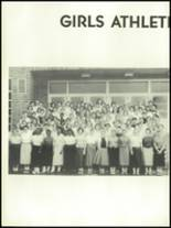 1956 Mansfield High School Yearbook Page 186 & 187