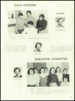 1956 Mansfield High School Yearbook Page 188 & 189