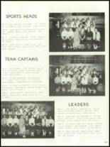 1956 Mansfield High School Yearbook Page 192 & 193