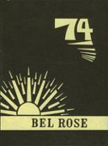 1974 Yearbook St. Rose High School