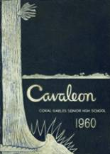 1960 Yearbook Coral Gables High School