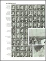 1976 Highland High School Yearbook Page 56 & 57