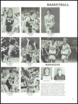 1976 Highland High School Yearbook Page 106 & 107