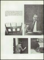 1967 Central High School Yearbook Page 10 & 11
