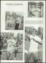 1967 Central High School Yearbook Page 30 & 31