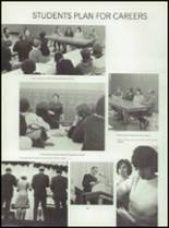 1967 Central High School Yearbook Page 56 & 57