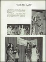 1967 Central High School Yearbook Page 60 & 61