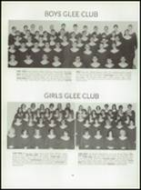 1967 Central High School Yearbook Page 72 & 73