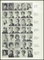 1967 Central High School Yearbook Page 90 & 91