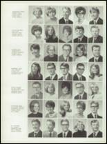 1967 Central High School Yearbook Page 94 & 95