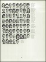 1967 Central High School Yearbook Page 106 & 107