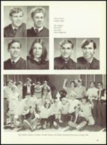 1972 Crespi Carmelite High School Yearbook Page 28 & 29