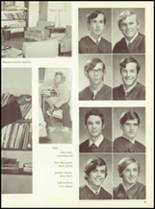 1972 Crespi Carmelite High School Yearbook Page 30 & 31