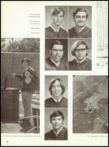 1972 Crespi Carmelite High School Yearbook Page 34 & 35