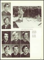 1972 Crespi Carmelite High School Yearbook Page 36 & 37
