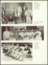 1972 Crespi Carmelite High School Yearbook Page 52 & 53