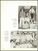 1972 Crespi Carmelite High School Yearbook Page 54 & 55