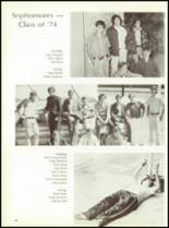1972 Crespi Carmelite High School Yearbook Page 56 & 57