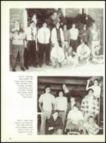 1972 Crespi Carmelite High School Yearbook Page 58 & 59