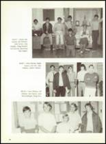 1972 Crespi Carmelite High School Yearbook Page 62 & 63