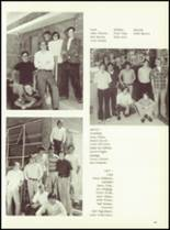 1972 Crespi Carmelite High School Yearbook Page 64 & 65