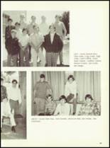 1972 Crespi Carmelite High School Yearbook Page 68 & 69