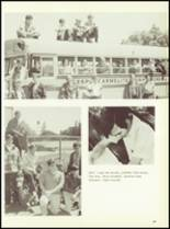 1972 Crespi Carmelite High School Yearbook Page 70 & 71