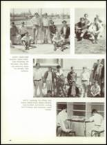 1972 Crespi Carmelite High School Yearbook Page 72 & 73