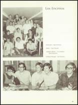 1972 Crespi Carmelite High School Yearbook Page 100 & 101