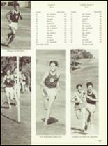 1972 Crespi Carmelite High School Yearbook Page 112 & 113
