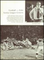 1972 Crespi Carmelite High School Yearbook Page 116 & 117
