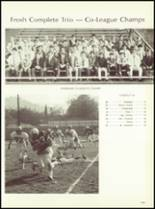 1972 Crespi Carmelite High School Yearbook Page 122 & 123