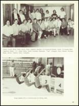 1972 Crespi Carmelite High School Yearbook Page 130 & 131