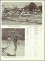 1972 Crespi Carmelite High School Yearbook Page 132 & 133